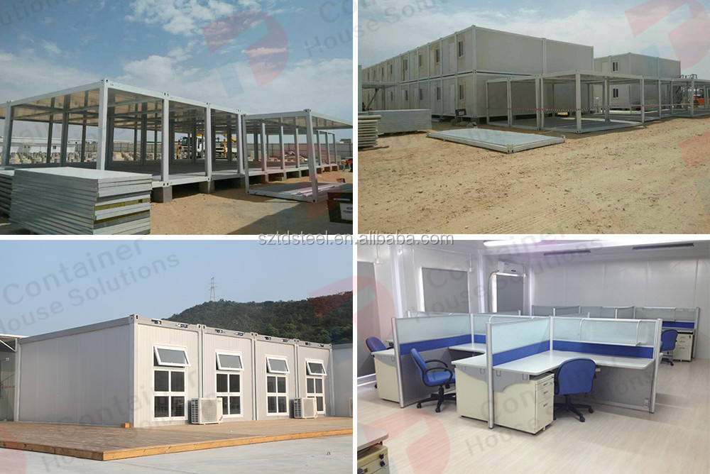 Economic Modular Container Home for Sales