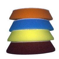 6inch Rupes Style Velcro Foam Buffing Pad, Auto Detailing Foam Polishing Pad