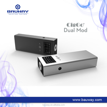 up to 80W vaping Mod support low resistance and adjust voltage