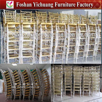 Fancy Wedding Tiffany Chair Wholesale YC-A64