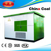Chinacoal Group 11kv electric compact substation equipment
