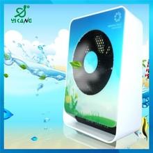Promotional gifts handhold water mist fans, mini water spray fan, portable air cooling fan YK-1315