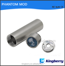 Best mechanical mod wotofo phantom mod fit for 18650 battery with full kit ins tock