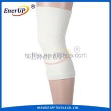 Custom angora Mens and women's thermal knee pad