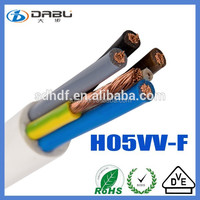 Forged Mechanical Parts H05VV-F Cable
