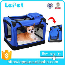 Wholesale pet accessories Comfort Travel portable pet carrier airline dog carrier tote