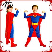 Halloween traje de superman