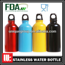 500ml High Quality Handle Lid Food Grade Aluminum Bottle