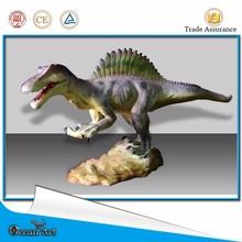 Interesting mini dinosaur sculpture for decoration