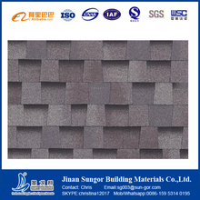 Colourful OEM Wholesale Heat Insulation Asphalt Roofing Shingle