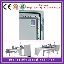 Flat PU rubber foam sealing gasket