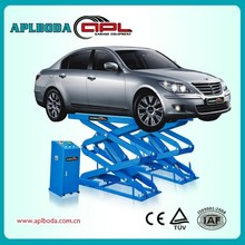 Bestseller factory offer used hydraulic car lift,car lift price,electric scissor lift