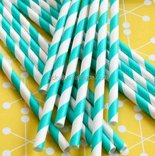 baby shower and wedding decorations paper drinking straw