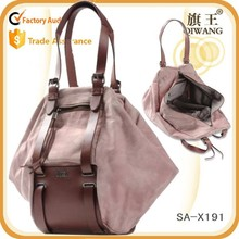 Hot! fashion leisure tote bag full grain leather bag women leather bag