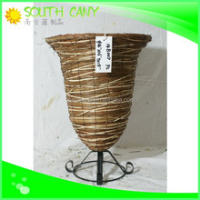 Newest style factory outlet 100% handmade indoor flower pots