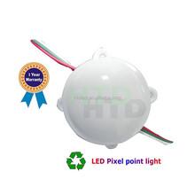 flash usb led HTD-453IC IP65 1903IC grow stage light rgb 120 degree