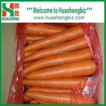 2015 New Crop China Fresh Sweet Crisp Red Carrot
