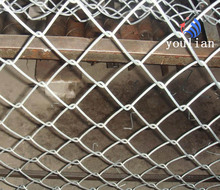 china products 9 gauge chain link fence with lowest price