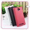 Hot Selling Vertical Flip Wallet Design Mobile Phone Back Cover For Highscreen Spider