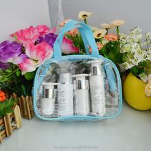 2015 Hot sale pvc toiletry bags bags women