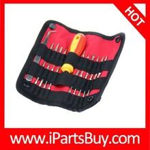 Best design Repair Screwdriver Tools Kit Cloth Bag for Mobile Phones & Electronics Screwdriver