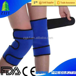 Far infrared knee pain relief for sport use knee brace/wrap CE&FDA