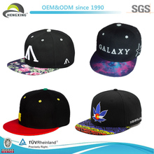 3D Embroidery Snapback Hat Wholesale Custom Hat Snapback Cap