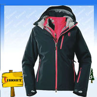 SOJ-18 fashion snowboard sportswear jackets for women