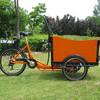front cargo pedal tricycle