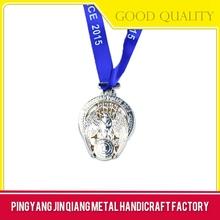 Top Sell Medal Custom Gold or Bronze or Silver Die Casting Sport Medal
