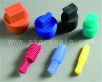 colored wine bottle stopper parts