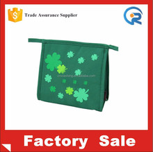 Custom silk printing food grad insulated small funky funky bag for promotion