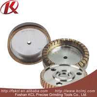 Bonding Agent: Metal Full Segmented Diamond Profile Wheels for mould steel