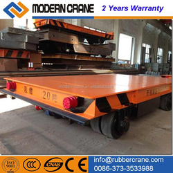 Battery Powered Rail Transfer Heavy Load Mover