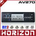 AV270 manual de usuario del coche reproductor de mp3 con USB / SD Bluetooth / RDS Opcional