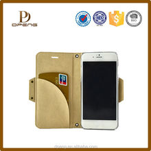 2015 China factory price new universal 5.5 inch leather cases for iphone 6 plus