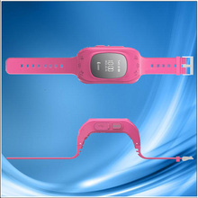 GPS watch heart rate monitor Smart watchAndroid 4.3 smart watch phone IP67 indoor and outdoor personal pet gps tracking