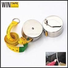 Buena calidad cinta métrica para medir tamaño y peso de animales