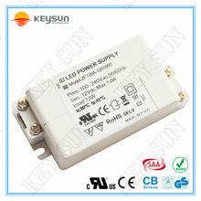 220v 12v transformer 12W 1A led power supply driver for led