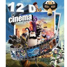 Home 12d cinema theater 7d 9d 12d motion simulator for sale
