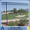 high quality cheap wrought Iron fence, metal fence, flower garden fencing anping manufacturer