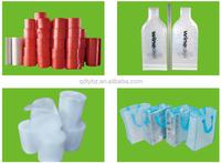 Customized plastic air bubble bag /liner sealing film