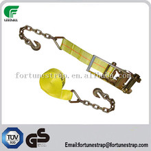 Manufacture cargo strap/lashing belt/ratchet tensioner
