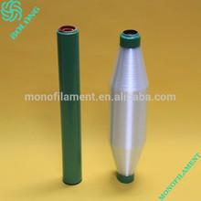 15d/1f hilado de nylon monofilamento, monofilamento de nylon hilado hecho en china