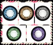 new designed crazy halloween low price colored lenses