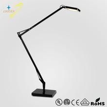 GZ60042-1T black LED desk lamp reading light for study