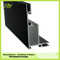 Contemporary aluminum u channel profile
