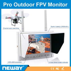 helicopter camera mini monitor 7 inch