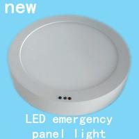 18W LED emergency panel light 3-hour battery back up CE ROHS