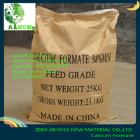 China Factory Accelerator Feed Use 98% Min Price Of Calcium Formate